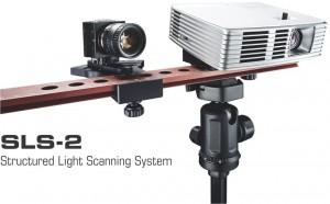 David SLS-2 Scanner afb2